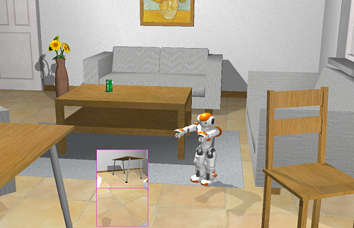 Robotics Simulation Softwares (photo source cyberbotics.com)