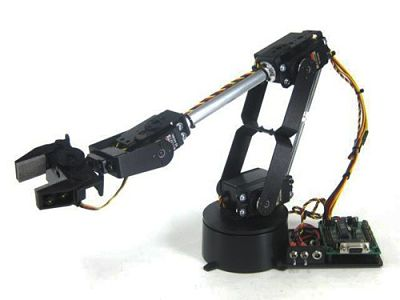 AL5D Robotic Arm Kit