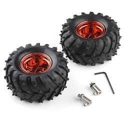 Off-Road Wheels - 120x60mm