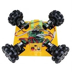 4WD Omni-Directional Mobile Robot Kit