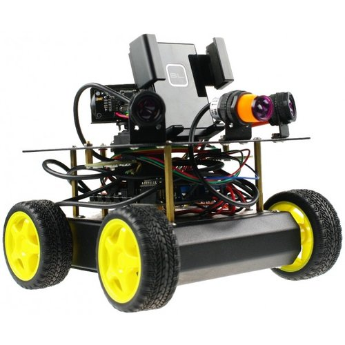 DIY Remote Control Robot Kit