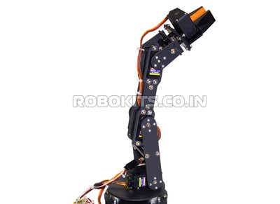 Robotic Arm 5 DOF DIY Kit