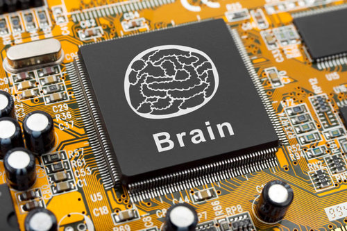 Artificial brain (photo source sciencedaily.com)