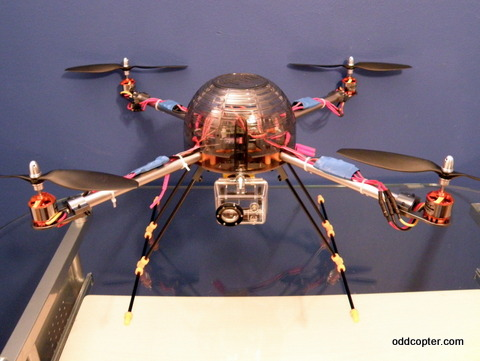 Easy DIY Quadcopter Build