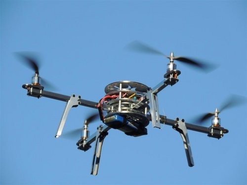 Build A Quadcopter From Scratch