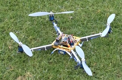 Basic QuadCopter