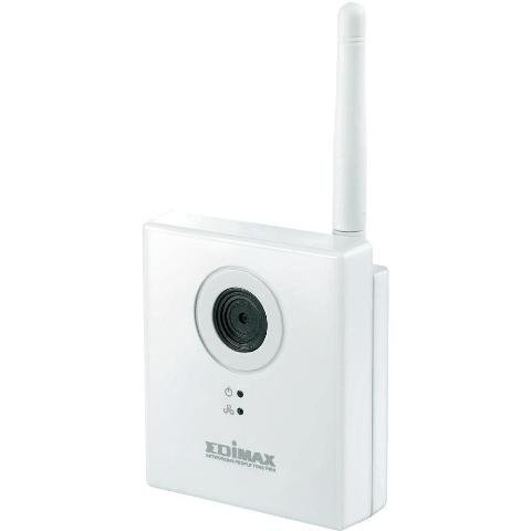 PlugnView IC-3115W Network Camera - Color