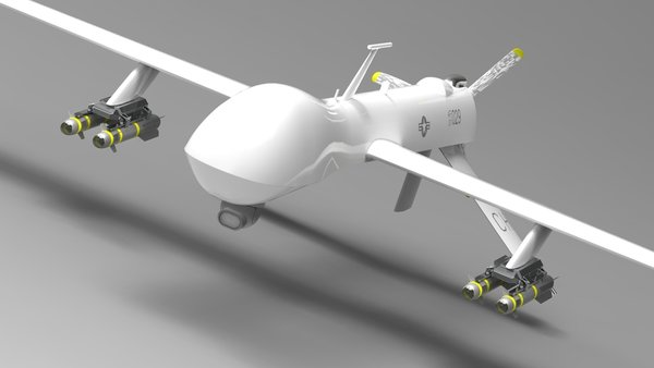 Free 3D Printer Files for UAV Projects