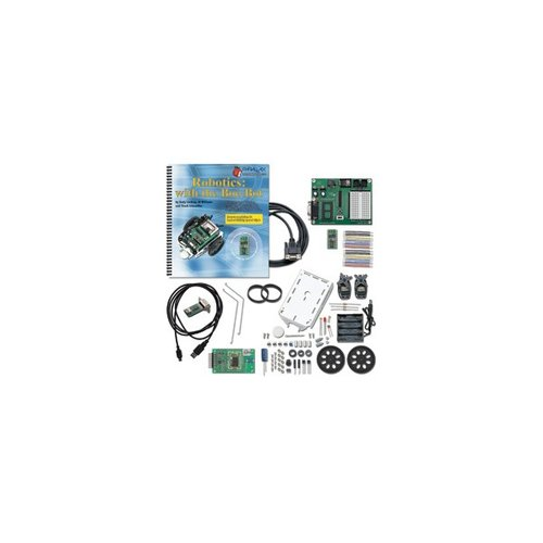 Boe-Bot robotic kit with Bluetooth