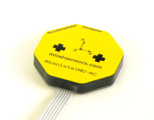Accelerometer and Compass