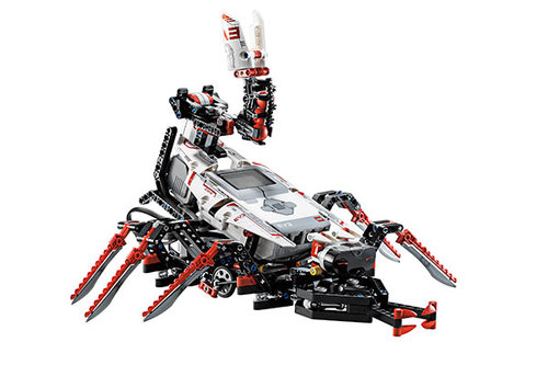 Best of Lego Mindstorms EV3 Robotics Projects | Into Robotics