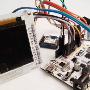 The Arduino GPS Map Navigation System