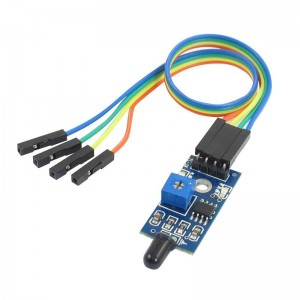 Flame Module Sensor for Arduino Microcontroller