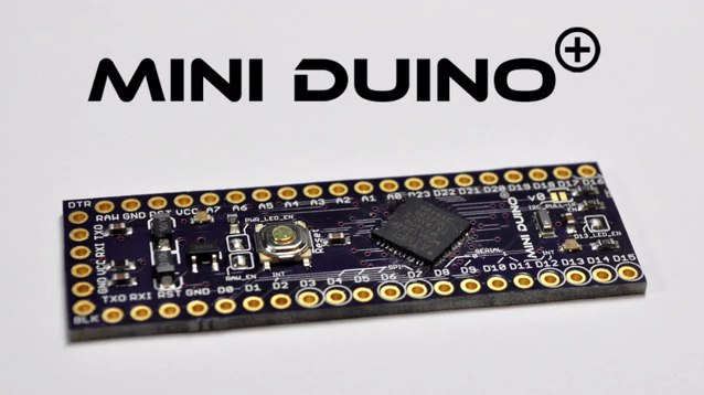 Open-source Mini Duino + with