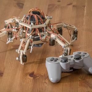 The Stubby hexapod