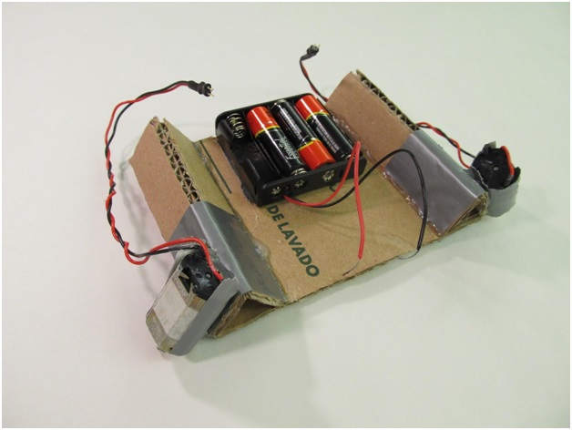 A Boardbot style chassis