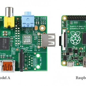 Raspberry Pi Model A vs Model A+