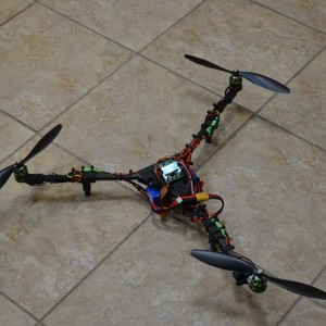 The DIY tricopter