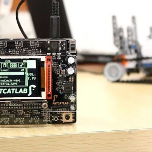 The EVB shield is designed to replace the brain of your LEGO EV3 with BeagleBone Black