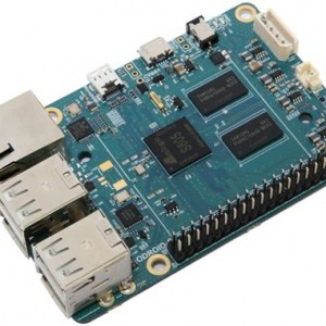 The ODROID C1 board