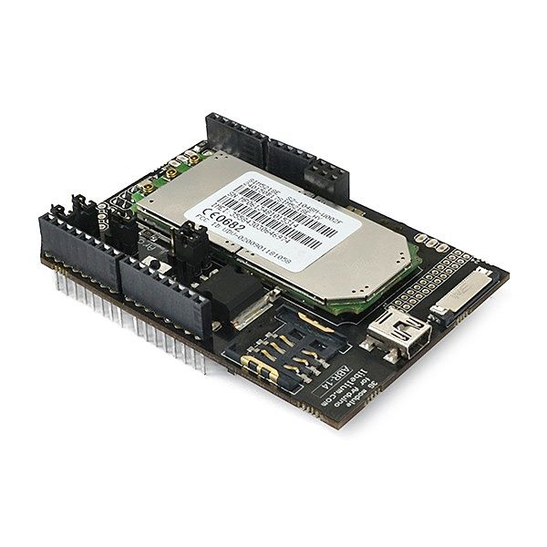 A 3G and GPRS shield for Pi
