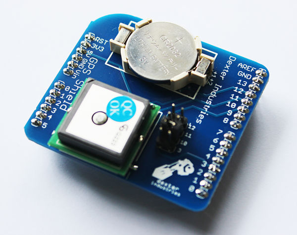 14 GPS modules to navigate and track the movements of your Raspberry