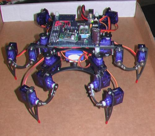 Mini Hexapod
