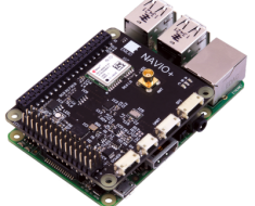 The NAVIO+ add-on for Raspberry Pi A+ and B+