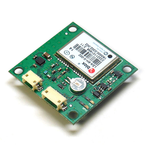 The 3DR uBlox compatible with  with 3DR APM 2.6 autopilot system