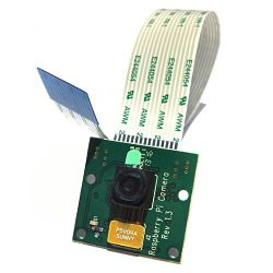 The Raspberry PI 5MP Camera Board Module