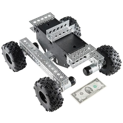 Nomad 4WD Off-Road Chassis Kit