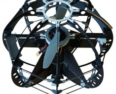 ATLAS: the drone that can safely fly both indoors and outdoors