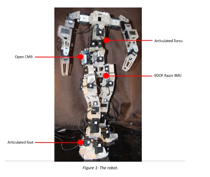 fig 1 the robot