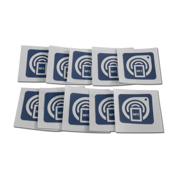 GoToTags NFC Stickers