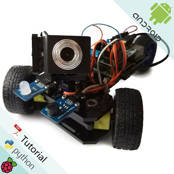 The Best Raspberry Pi 3 Kits for Robotics | Into Robotics