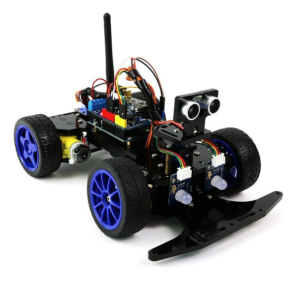 Adeept Smart Car Kit for Arduino